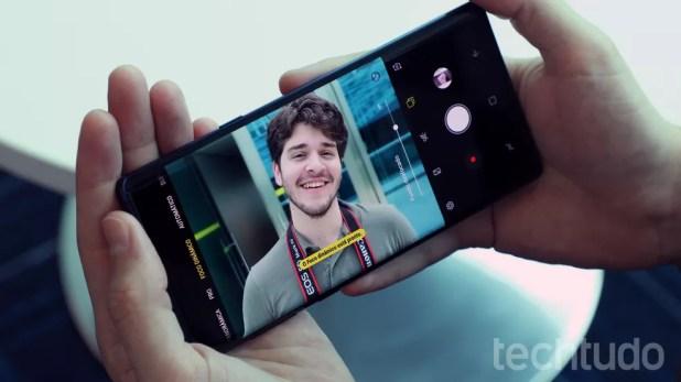 Câmera do Galaxy Note 9 tira fotos boas em condições de baixa luminosidade (Foto: Bruno De Blasi/TechTudo)