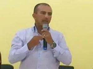 Xinaik Silva Medeiros, prefeito de Iranduba (Foto: Reprodução/Facebook)