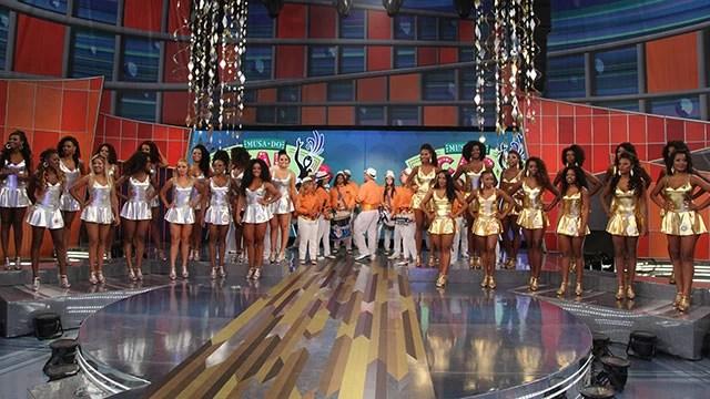 caldeirao Caldeirão do Huck 01/03/2014   Concurso Musas do Carnaval 2014
