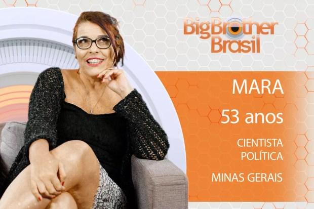 Mara, participante do 'BBB18' (Foto: Divulgação)