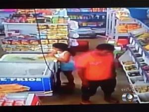 Homem que aparece nas imagens foi agredido e pediu proteção policial (Foto: Reprodução/TV Anhanguera)