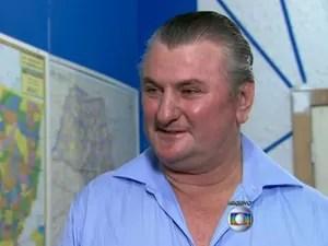 Ezequiel Castanha tem R$ 30 milhões em multas por crime ambiental, segundo Ibama (Foto: Reprodução/ Globo Rural)