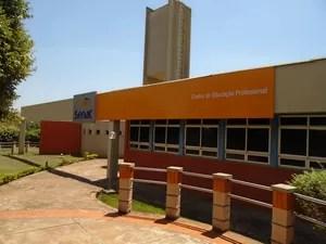 Senac Ituiutaba  (Foto: Senac/Divulgação )