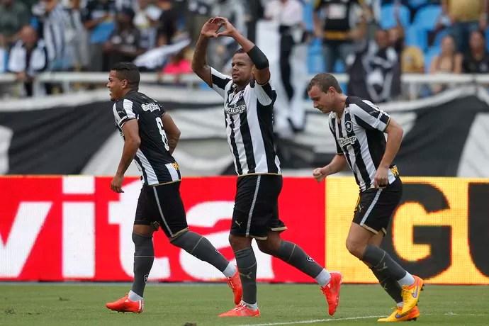 Botafogo x CRB Bill (Foto: Agência Estado)
