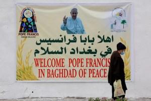 Papa Francisco visita o Iraque em meio à pandemia de Covid    Mundo