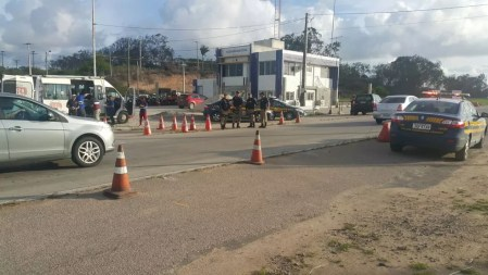 PRF contabilizou 69 acidentes em rodovias de Pernambuco (Foto: Divulgação/PRF)
