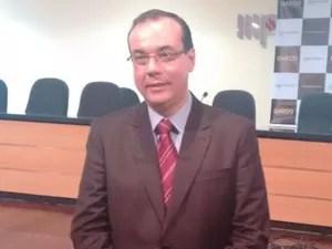 Secretário de saúde de Salvador denunciou fraude (Foto: Alan Alves/G1)