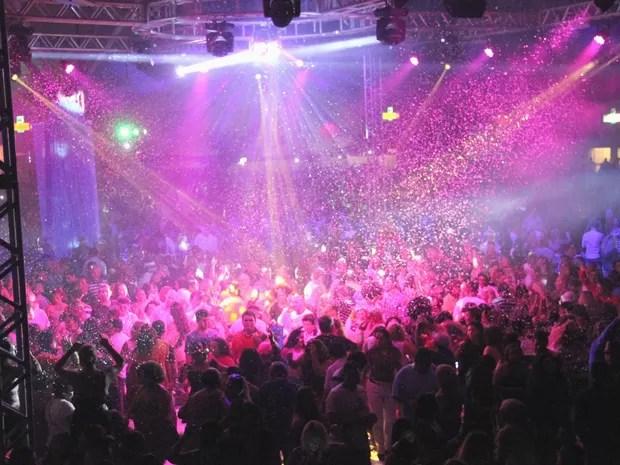 Festa contou com grande produção (Foto: Ive Rylo / G1 AM)