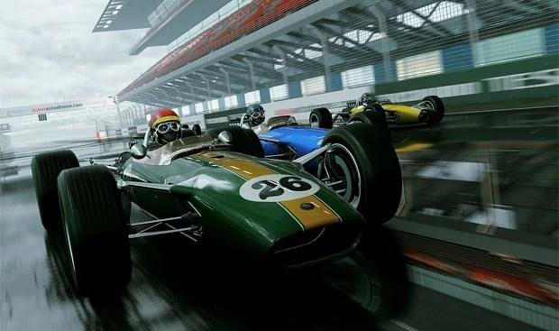 Cena de 'Project CARS', simulador de corrida (Foto: Divulgação/Slightly Mad Studios)