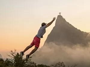 Foto tirada no Rio de Janeiro (Foto: Paulo del Valle/Divulgação)