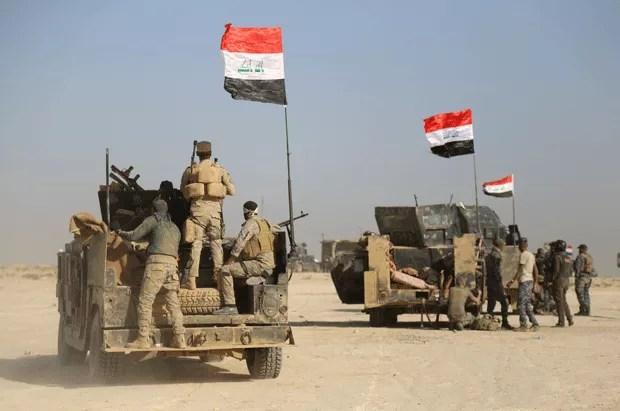 Resultado de imagem para forças iraquianas
