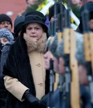 Dilma comemora 65 anos<br /> em viagem oficial à Rússia (Misha Japaridze/AP)