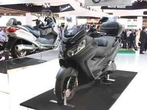 sym_masxym600i - Veja 40 motos esperadas para o Brasil em 2015