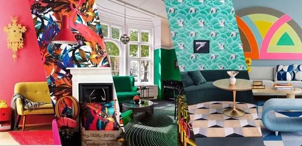 11 salas de estar coloridas e divertidas (Foto: Casa Vogue)