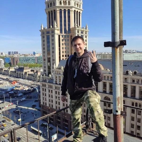 Russian influencer Dima Vert (Photo: instagram reproduction)