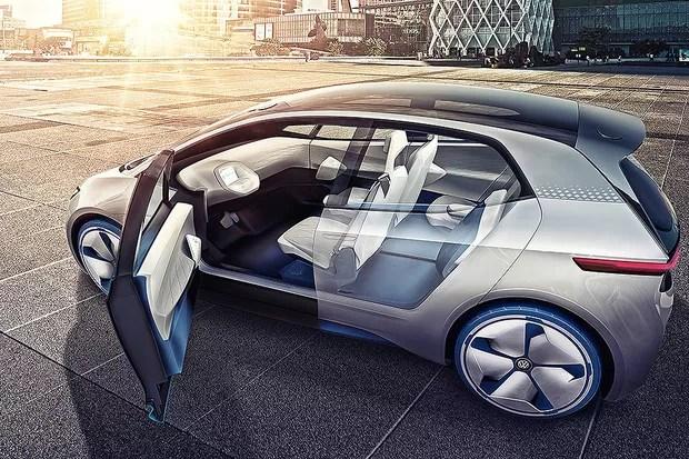 Volkswagen I.D. (Foto: Volkswagen)