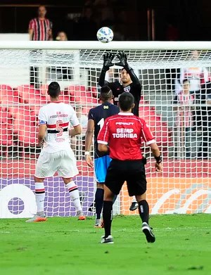 Renan Ribeiro São Paulo (Foto: Marcos Ribolli)