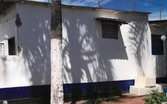 MP-GO diz que motel funcionava em anexo de presídio, em Anápolis, Goiás (Foto: Divulgação/MP-GO)