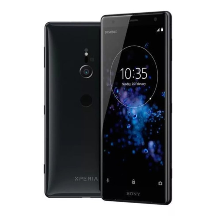 Sony Xperia XZ2 — Foto: Divulgação / Sony