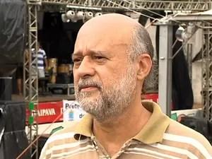 Marcos Barbosa diz que está indignado com situação (Foto: Reprodução/TV Fronteira)