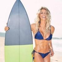 Karina Bacchi exibe corpo irretocável em ensaio fitness