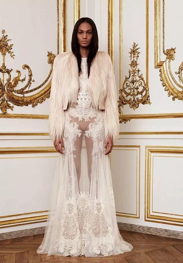 Givenchy alta-costura, inverno 2011 (Foto: Divulgação)