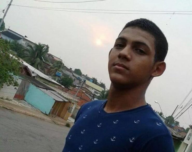 Vitor Lima foi achado morto ainda na tarde de terça-feira (7) em Rio Branco (Foto: Arquivo pessoal )