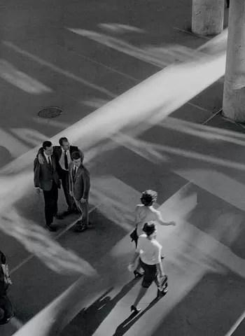 O cotidiano, no olhar do fotógrafo René Burri, integrante do Hall da Fama da Leica (Foto: Divulgação)