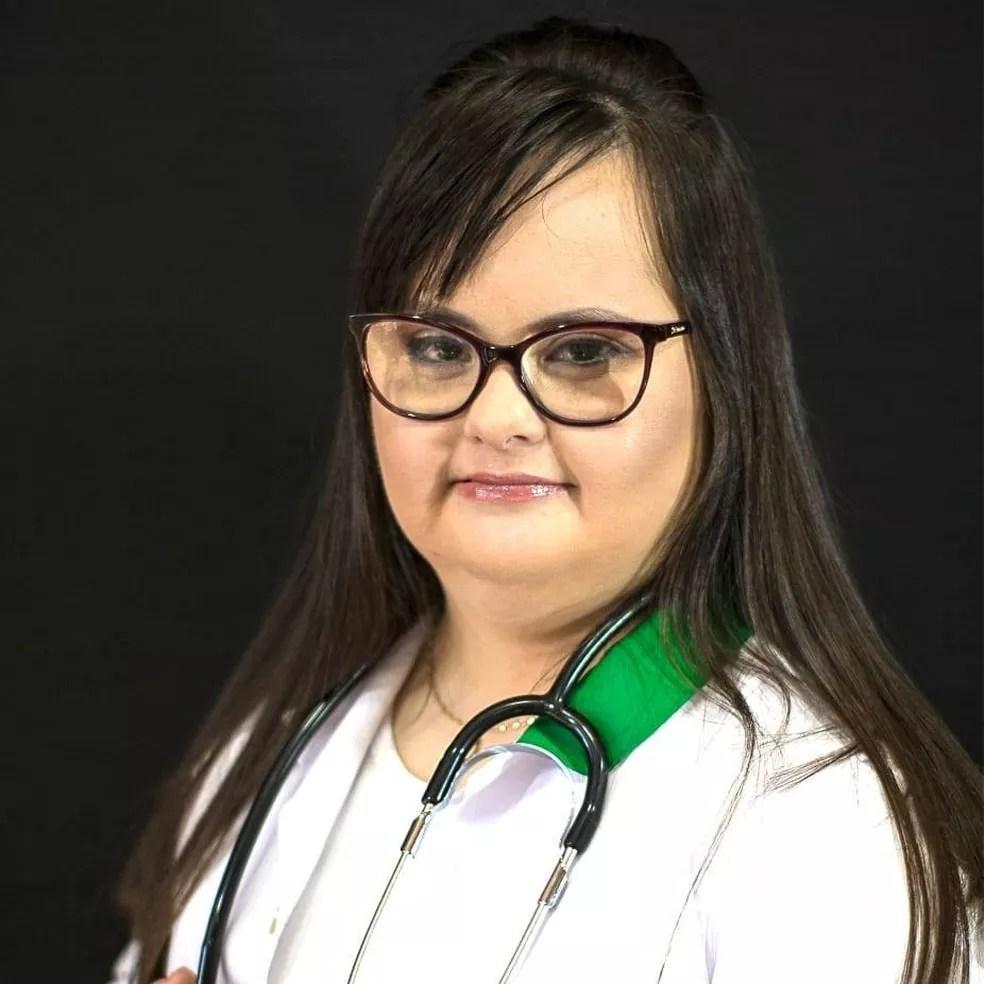 Vereadora Luana Rolim — Foto: Arquivo pessoal