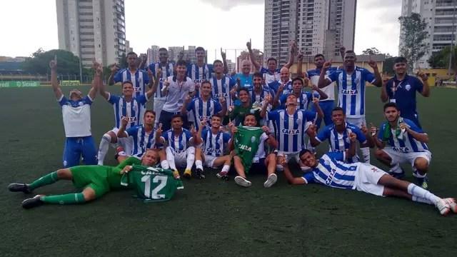 CSA vence Oeste e se classifica para terceira fase da Copa São Paulo