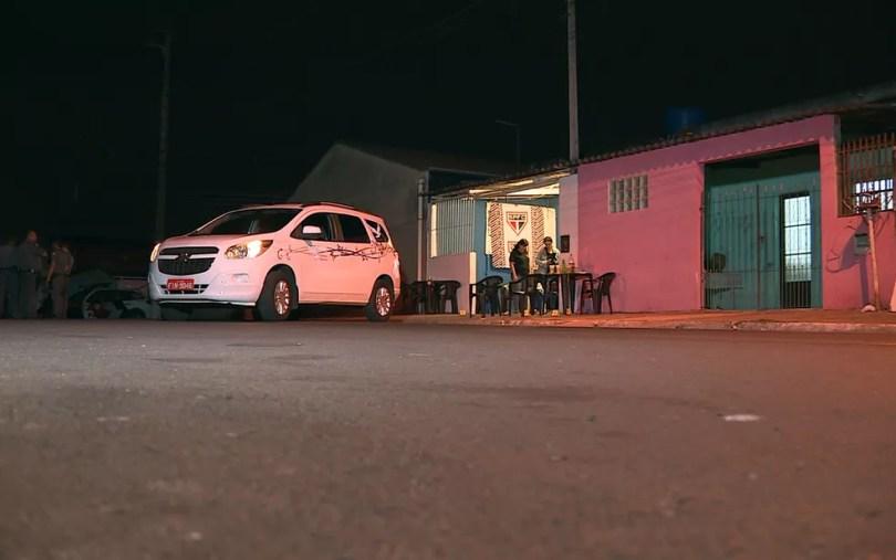 Crime ocorreu em bar de Sumaré (Foto: Reprodução/EPTV)