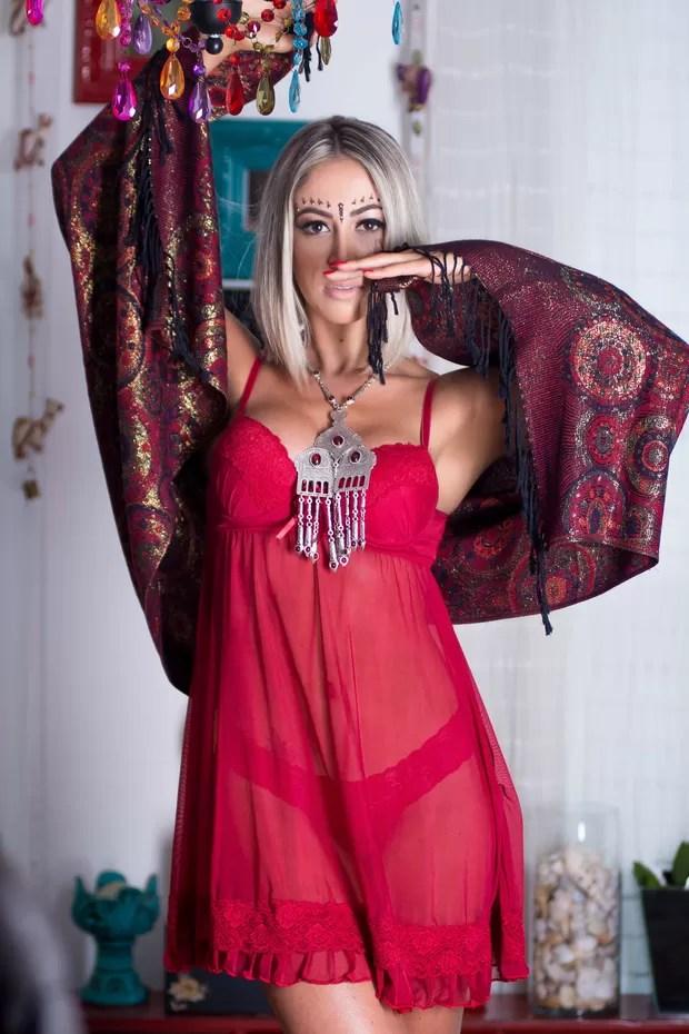 Carol Narizinho (Foto: Viviane Peres Monteiro /Divulgação)