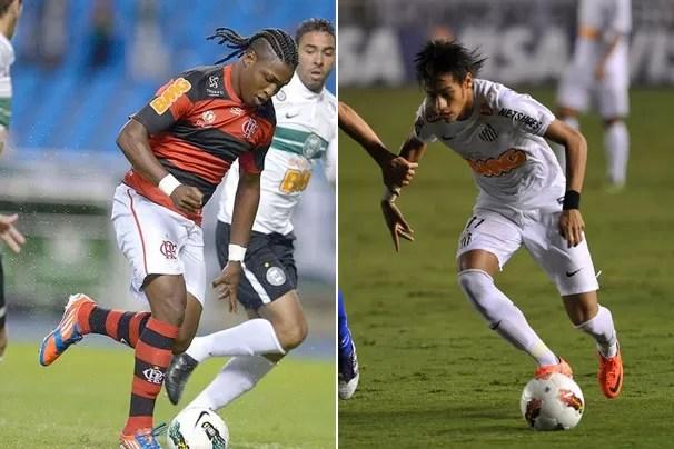 Flamengo recebe o Santos pelo Brasileirão (Foto: VIPCOMM / Site Oficial do Santos)