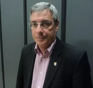 Coronel Marcos Marinho (Foto: Marcelo Braga)