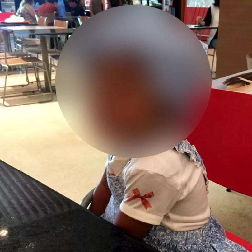 Bebê reanimada após afogamento não teve sequelas, segundo a mãe, em Hortolândia (Foto: Graziela dos Santos/Arquivo pessoal)
