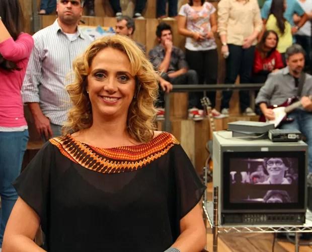 Letícia Isnard Nota (Foto: TV Globo/Altas Horas)
