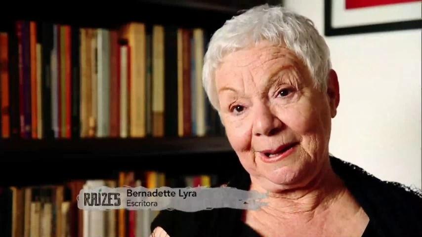 Bernadette Lyra (Foto: Tv Gazeta)
