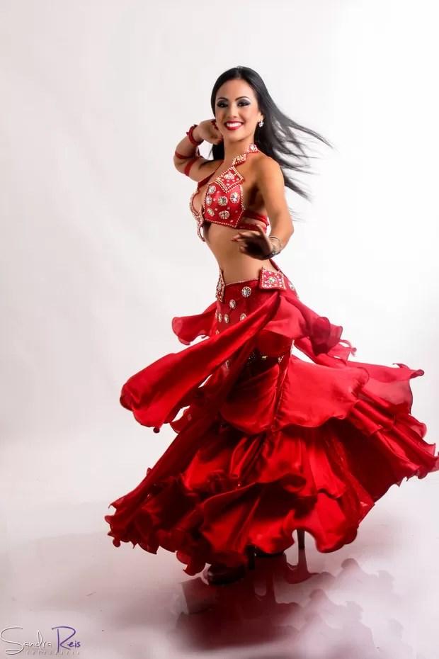 Suellem Morimoto, bailarina do Faustão (Foto: Divulgação)