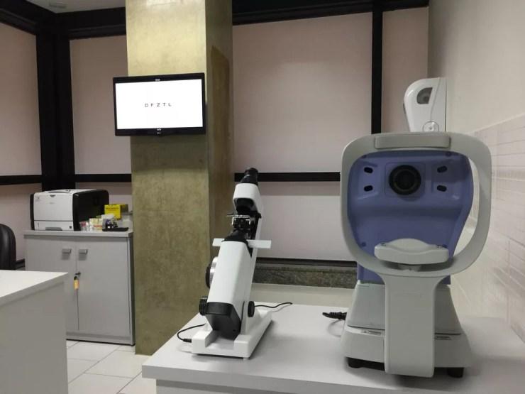 Clínica investe nas melhores tecnologias, oferecendo mais qualidade no diagnóstico e conforto para os seus pacientes (Foto: Consulta Mais/Divulgação)