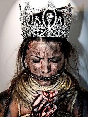 Ex-Miss Universo faz campanha contra a censura na Venezuela (Reprodução/Facebook/Daniel Bracci)