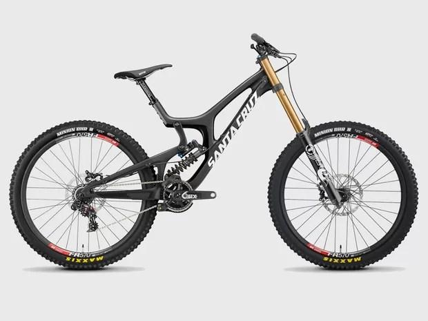 Santa Cruz New V10 Carbon - R$ 34.000 (Foto: Divulgação)
