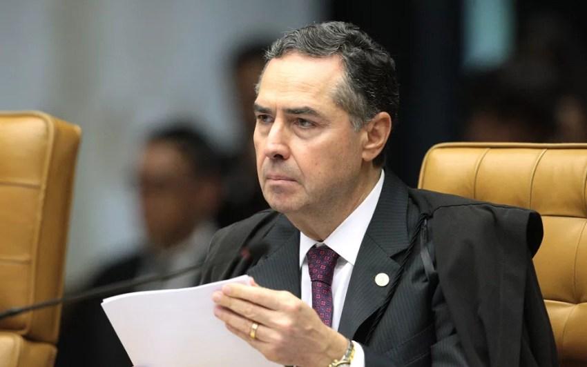 O ministro do STF Luís Roberto Barroso (Foto:  Carlos Moura/SCO/STF)
