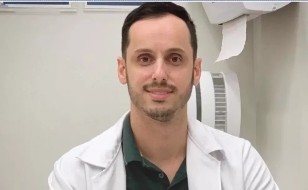 Médico Andrade Lopes Santana estava desaparecido desde o dia 24 de maio, quando saiu de casa em direção à cidade de Feira de Santana  — Foto: Reprodução/TV Subaé