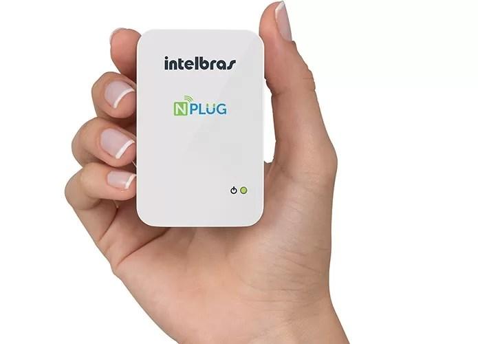 NPlug tem design compacto