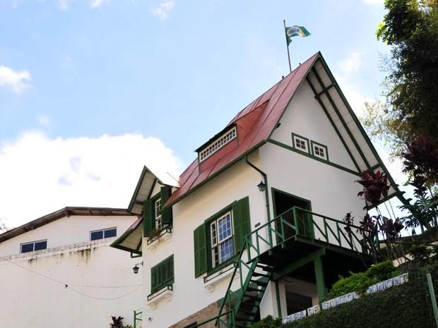 Museu Casa Santos Dumont (Foto: Marco Oddone)