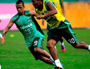Carleto - Fluminense (Foto: Nelson Perez/Fluminense F.C )