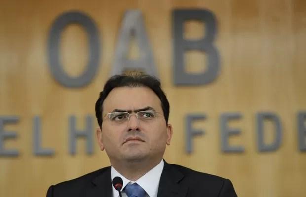 Marcos Vinicius, presidente da OAB (Foto: ABr)