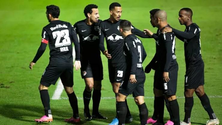 Bragantino venceu mais uma no Brasileirão