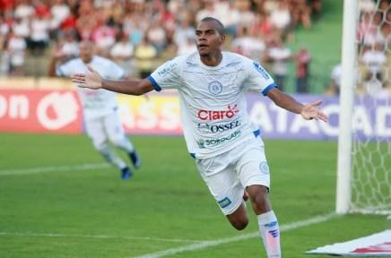 Régis atuou bem contra o São Paulo (Foto: Jesus Vicente / EC São Bento)