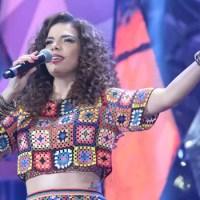 Encontro com Fátima Bernardes sexta-feira 06/05/2016 – Fátima recebe a cantora Vanessa da Matta